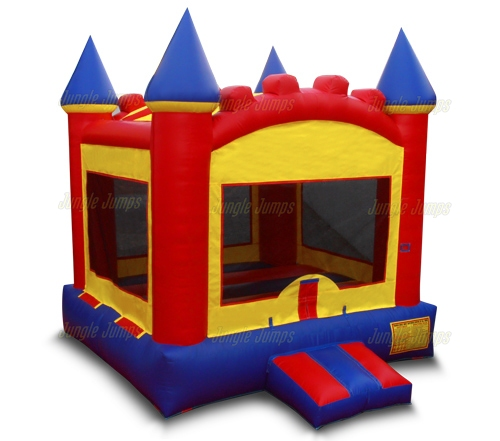 Bounce Houses Castle Bounce House Ii Is An Inflatable