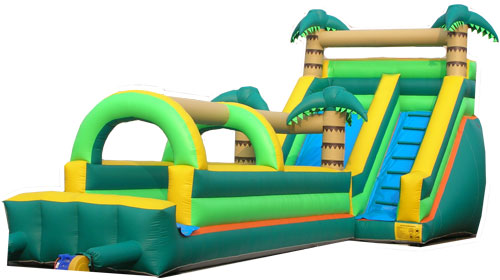 What to Consider When Designing Inflatable Obstacle Courses