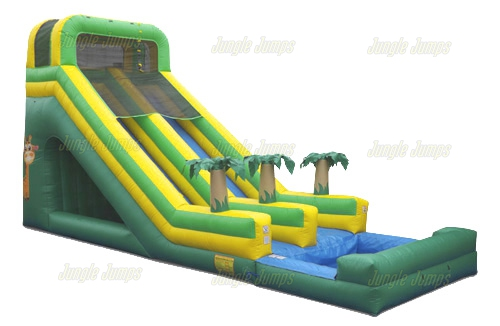 All About That Inflatable Slide For Sale