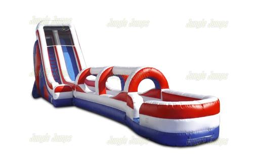 22 USA Wet only Slide and Slip