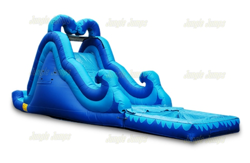 All Blue Slide