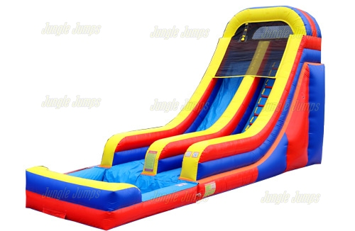 Ways to Promote a Bounce House and Slide