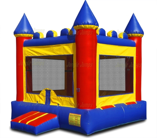 Snowy Plans for your Moonbounce