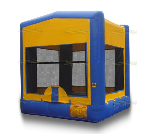 Commercial Bounce Houses and Injuries