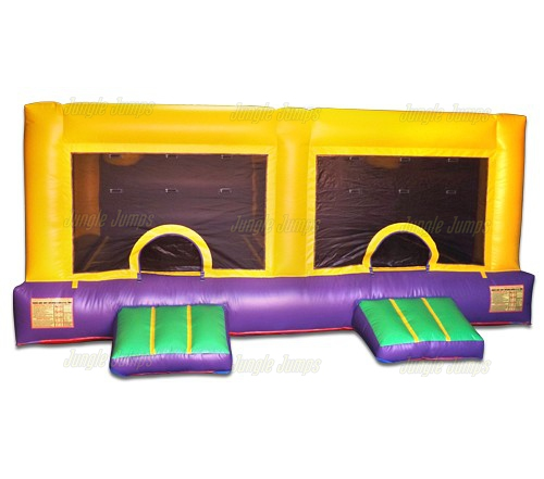 Double Bounce House Purple