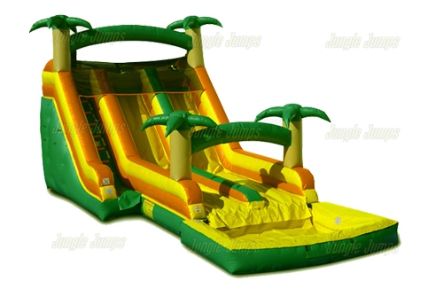 Inflatable Slides: Planning for summer