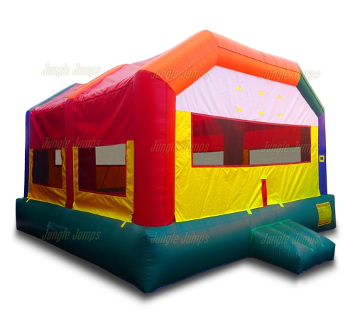 Is a Bounce House Rental Business a Good Option for Work-At-Home Moms?
