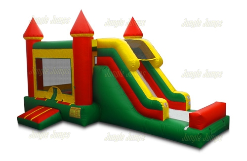 An Inflatable Slide: Choose The Right One