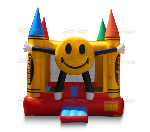 Happy Crayon Jumper