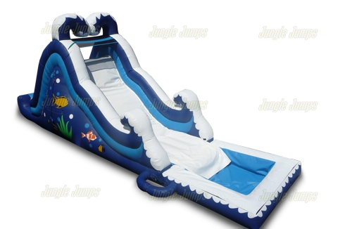 Common Questions Asked of Inflatable Slide Manufacturers