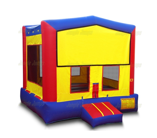 When to Add Themed Bounce House Units