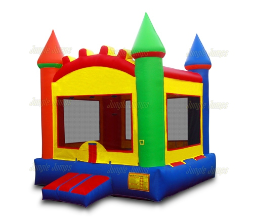 Getting a Loan for a Jump House for Sale