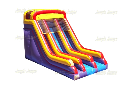 Get Impressive Inflatable American Made Slides Here