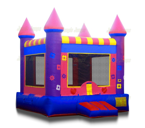 Bounce House Candy Moonwalk