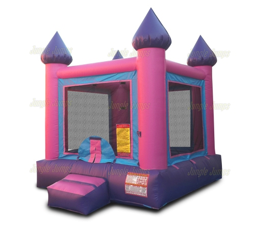 Princess Mini Castle Bouncer