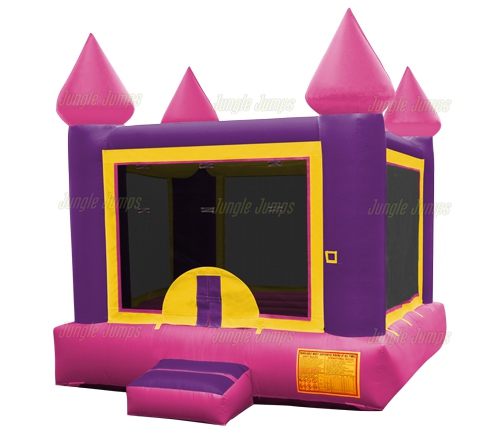 Purple n Pink Mini Castle