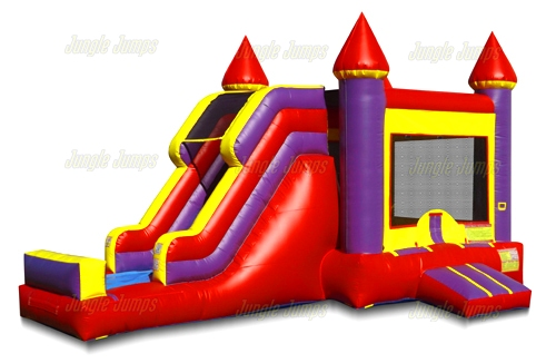 Different Types of Fun Activities in the Bounce House