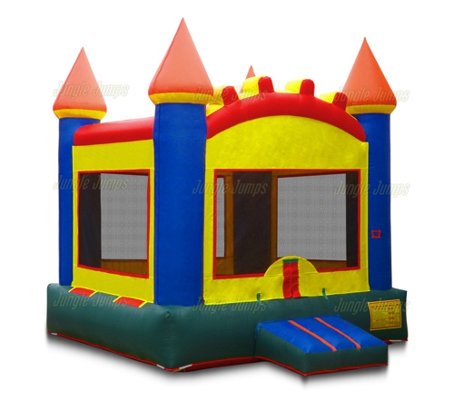 Helping Children Who Are Scared Of Bounce Houses