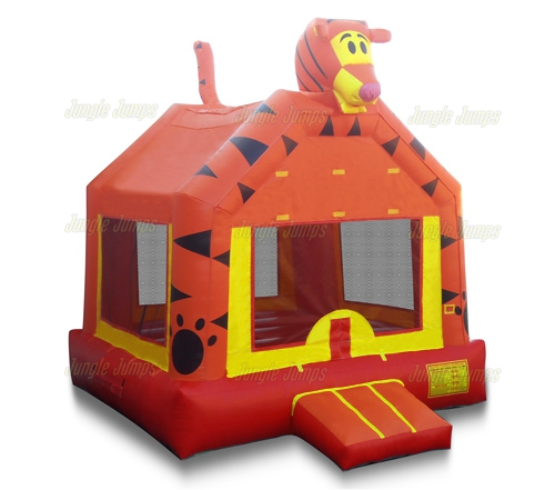 Getting the Nerve Up to Start Your Bounce House Business