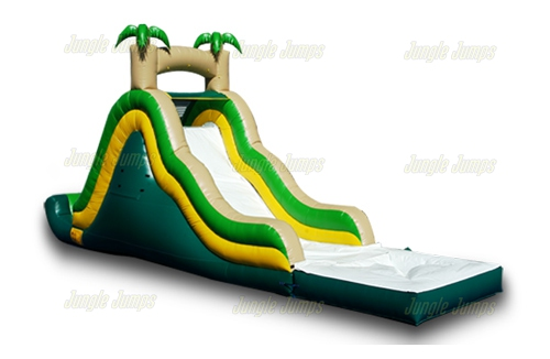 Tropical Double Drop Slide