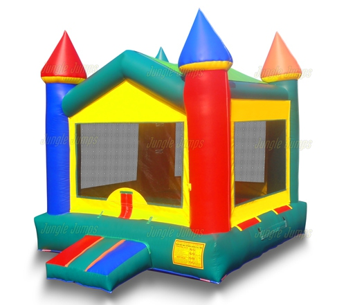 Tips for Cleaning and Sanitizing Your Bounce House Units