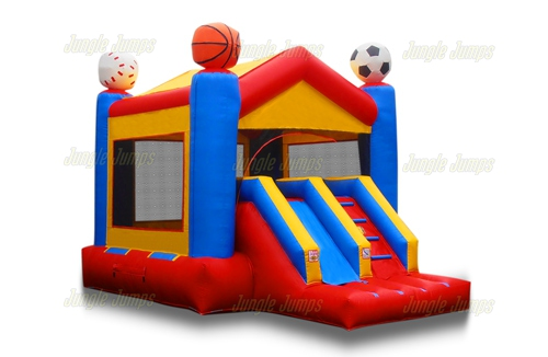 Look For A Bounce House For Sale That Has Great Features