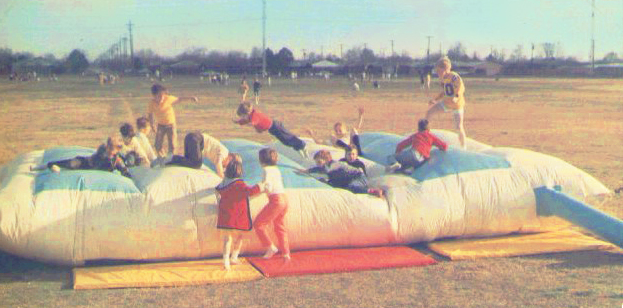 How One Family Invented and Developed Inflatables for the World