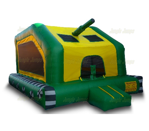 army tank bounce house - Bounce House For Sale