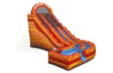 Fire Rippling Tide Waterslide