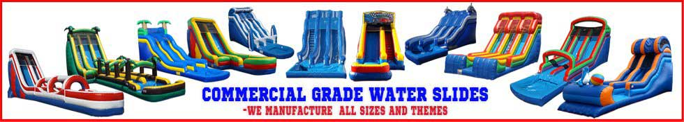 Inflatable Water Slide Manufacturer in USA